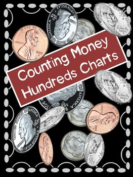 Counting Money Hundreds Chart