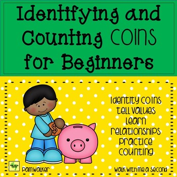 Counting Money Identifying and Counting Coins for Beginners