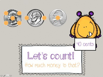 Counting Money Review Presentation