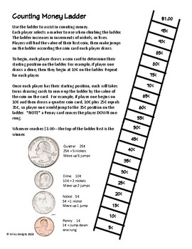 Counting Money Ladder