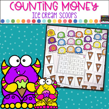 Counting Money: Let's Shop for Ice Cream!