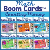 Counting Money Math Boom Cards™ Do I Have Enough? Bundle