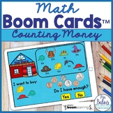 Counting Money Math Boom Cards™ Do I Have Enough? Hat Store