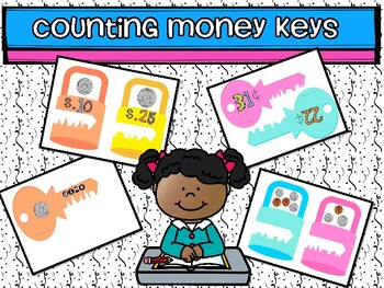 Counting Money-Math Center Activities