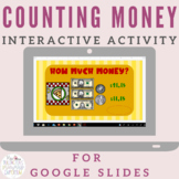 Counting Money Math Game for Distance Learning