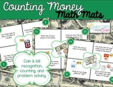 Counting Money Math Mats {level 2}