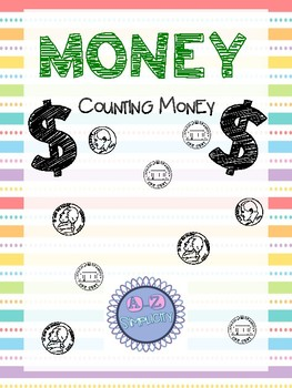Money:Counting Coins (Mixed Coins)