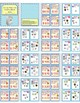 Counting Money Practice Cards For Amounts From $0.05 to $100.00 - 4 Set Bundle