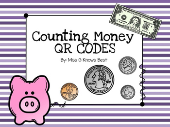 QR Codes:Counting Money