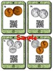 Counting Money QR Codes- Task Cards for Coins