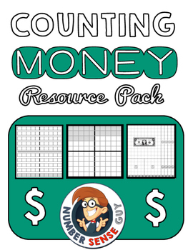 Counting Money Resource Bundle
