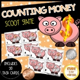 #4onthe4th Counting Money SCOOT game (Task cards)