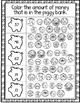 Counting Money Sampler Freebie:  Worksheets from Sets 1, 2, and 3