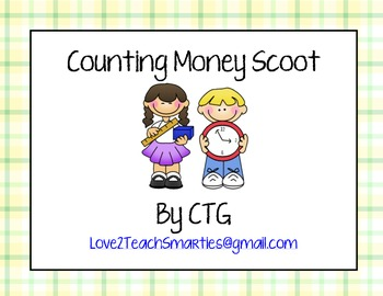 Counting Money Scoot