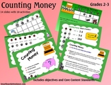 Counting Money Smartboard Lesson/Activities Grade 1-3
