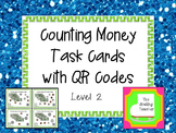 Counting Money Task Cards - Level 2