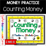 Counting Money Teacher vs Student Powerpoint Game