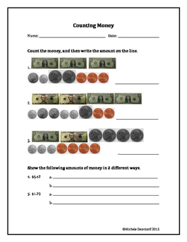 Counting Money: Test Your Skills!