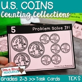 Counting Money: U.S. Coins | Second Grade Money | Second G