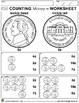 Counting Money Grades K-3 Coins & Dollar Bills (Workbook #1)