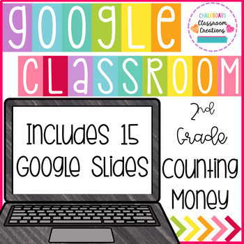 Counting Money for Google Classroom
