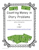 Counting Money in Story Problems