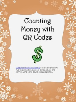 Counting Money with QR Codes