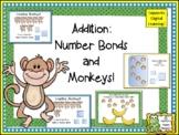 Addition - Number Bonds and Monkeys!