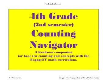 Counting Navigator - 4th Grade (2nd Semester)