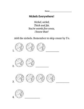 Counting Nickels