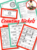 Money, Counting Nickels, Money Activities:, Counting Coins, Nickel Booklet