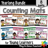Counting Number Mat Bundle