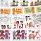 Counting & Number Order Picture Puzzles