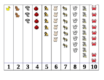 Counting Number Puzzle