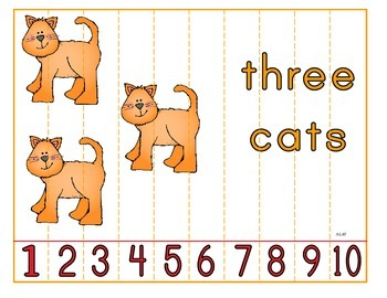 Counting Number Puzzles