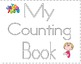 Counting & Number Recognition Book