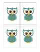 Counting Numbers 1-10 PreK-K-Matching Game