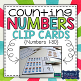 Counting Clip Cards