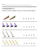 Counting Numbers 1-5 Worksheets