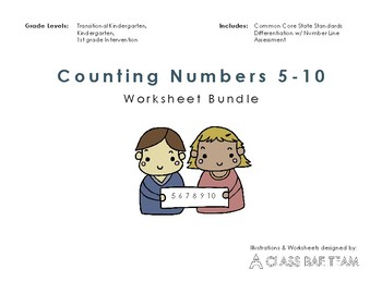 Counting Numbers 5-10