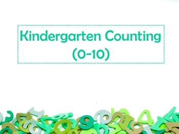 Counting Objects 0-10