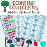 Counting Objects 0-10 Apple Pack