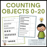 Counting Objects 0-20