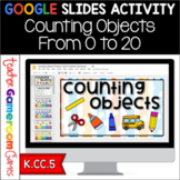 Counting Objects Activity