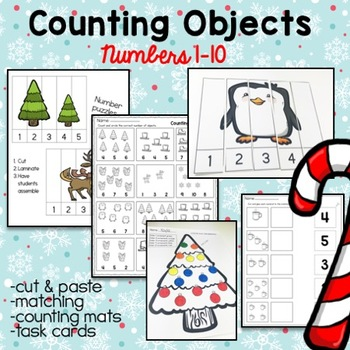 Counting Objects / Christmas / Winter