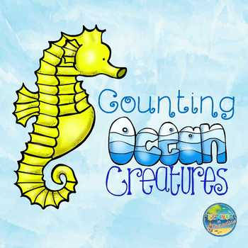 Counting Ocean Creatures (1-20)