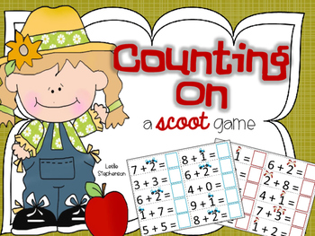 Counting On - A Scoot Game
