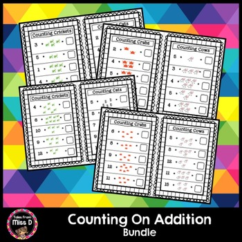 Counting On - Addition