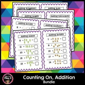 Counting On Addition Bundle