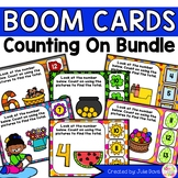 Counting On Addition Digital Game Boom Cards Bundle